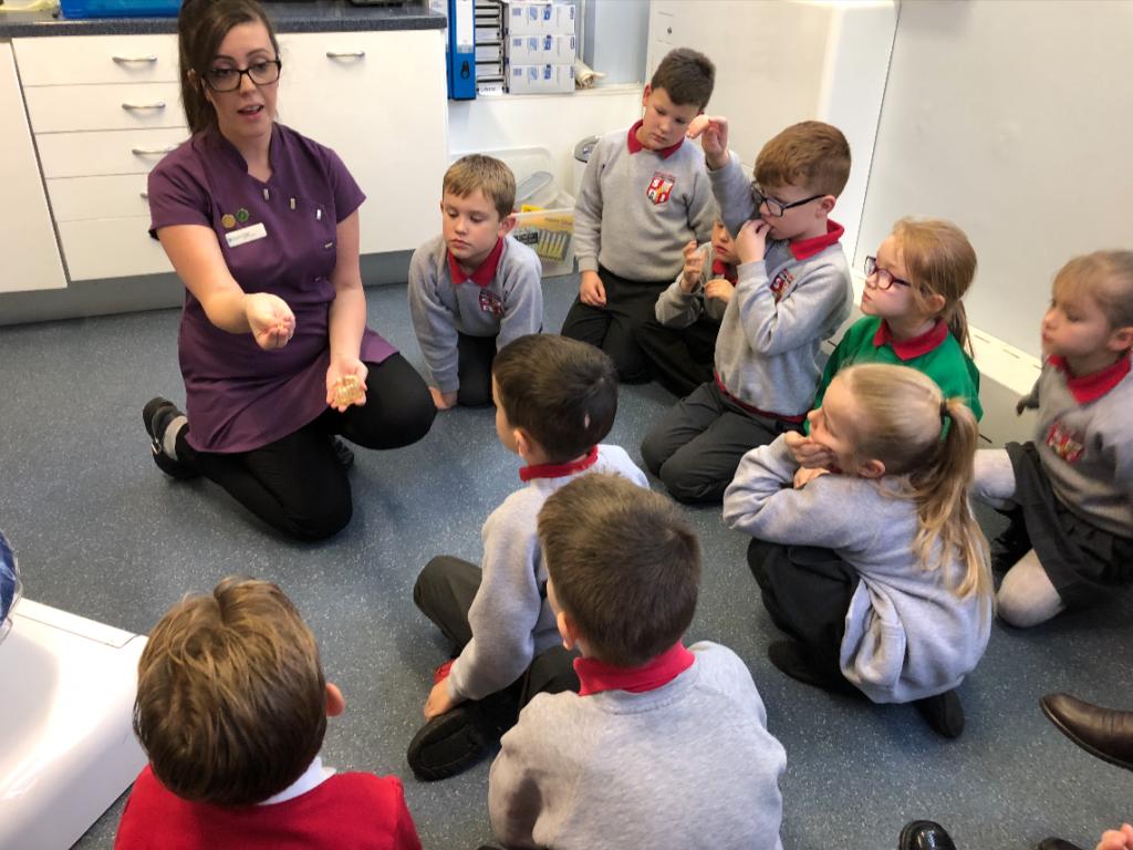 A School Trip To Darwenside Dental