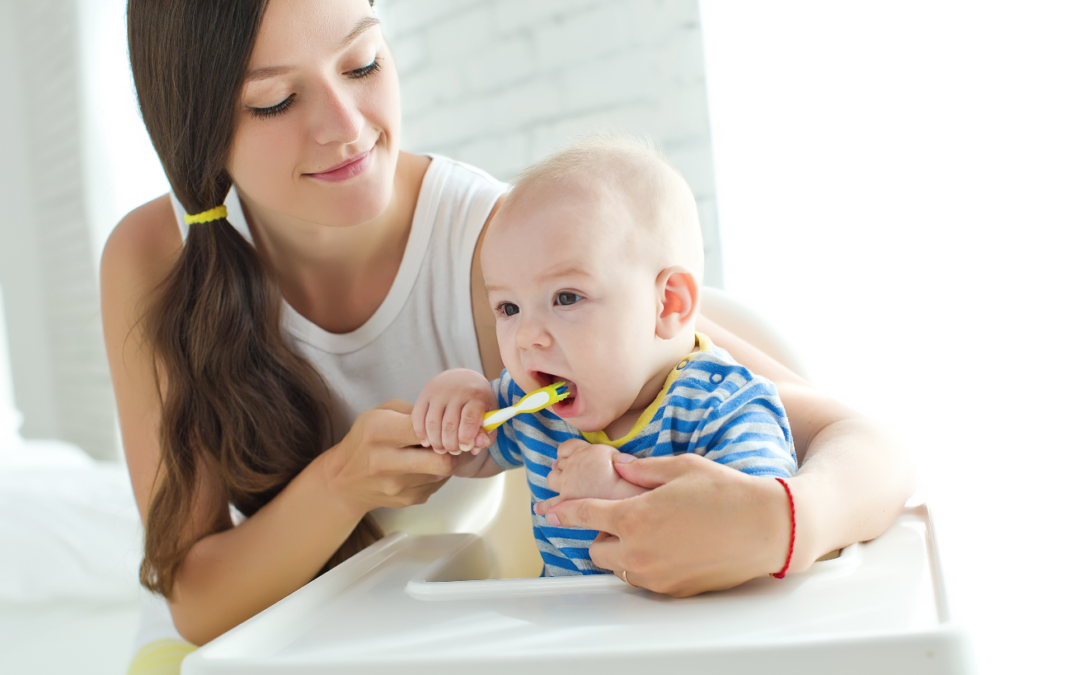Baby Teeth: How to look after your baby's oral health