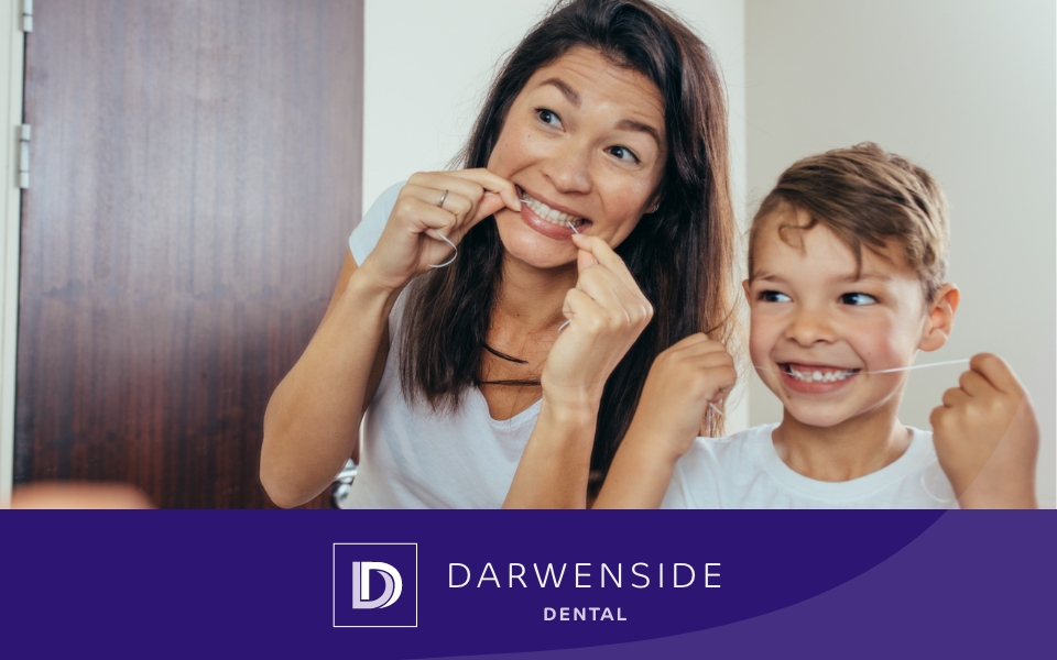 Should I Floss? Darwenside Dental blog